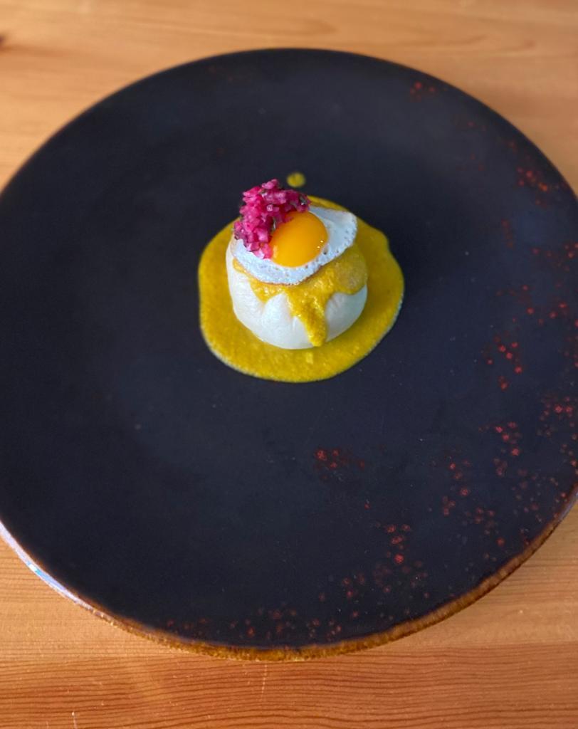 Sio pao de pollo de corral, de Roberto Hernández (Latasia)